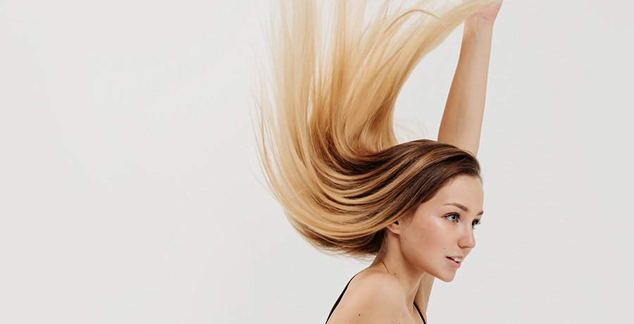 Cómo mantener el pelo alisado por la noche