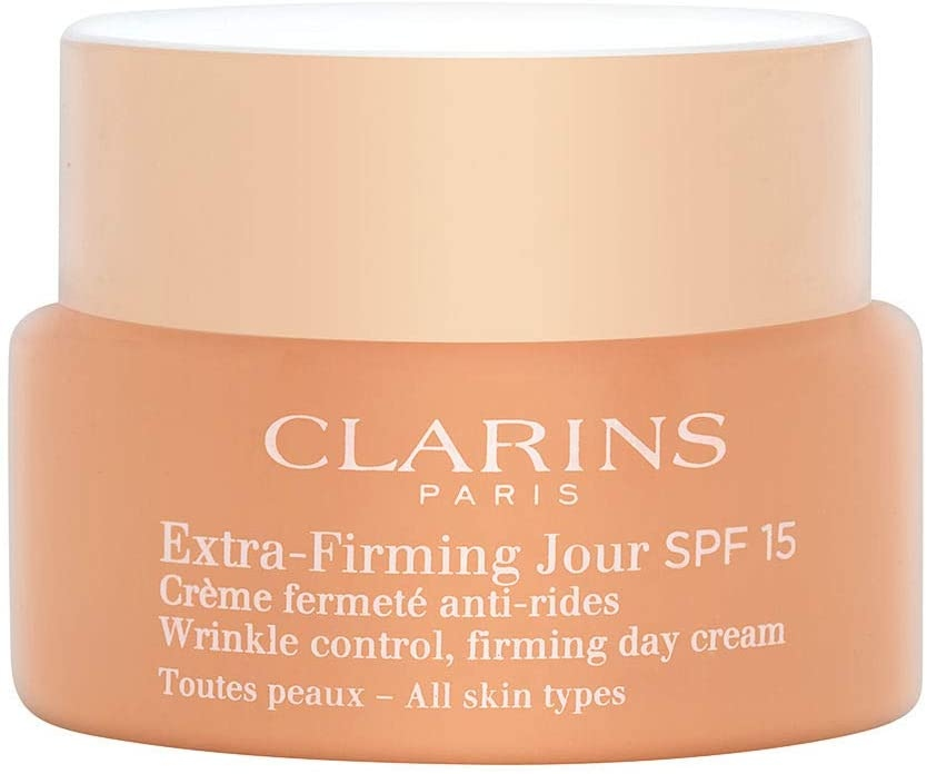 Crema antiarrugas Extra-Firming Jour SPF 15 de Clarins