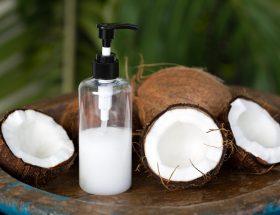 Aceite de coco para las arrugas