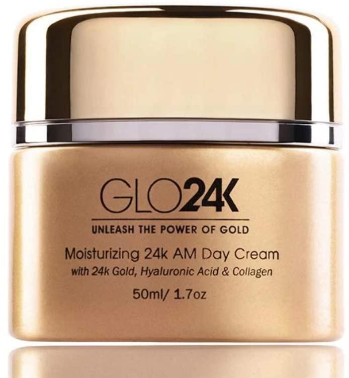 GLO24K - Crema de día hidratante con 24K