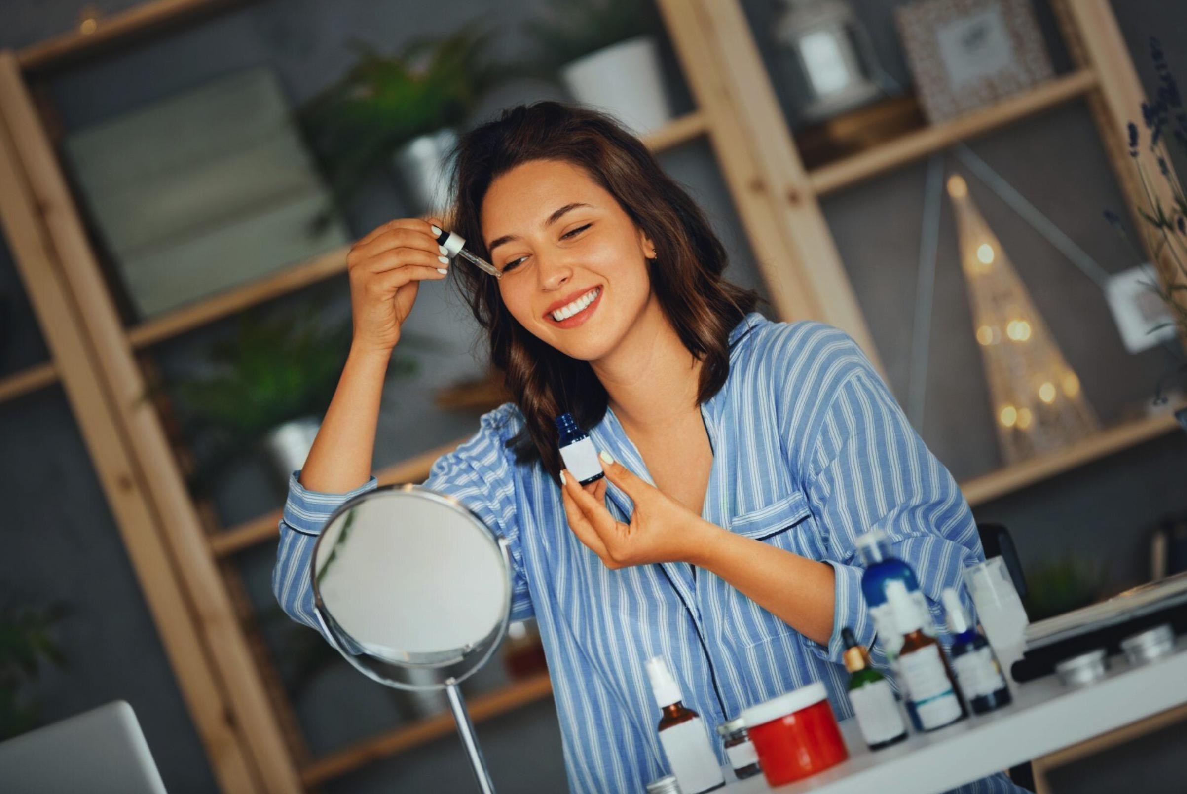 Mejores serums faciales para mujeres de 40 años