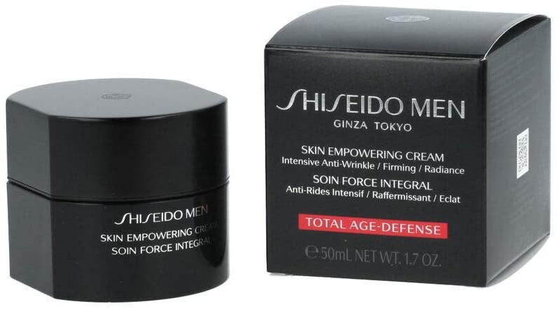Shiseido Men - Crema antiarrugas