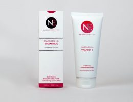 Mascarilla de vitamina C de Nezeni Cosmetics