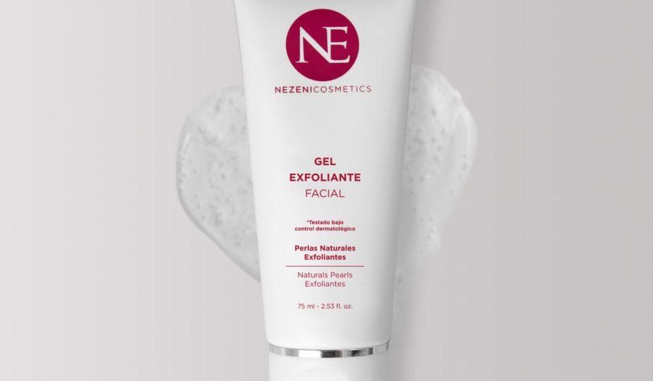 Exfoliante facial de Nezeni Cosmetics
